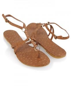 forever 21 camel sandals