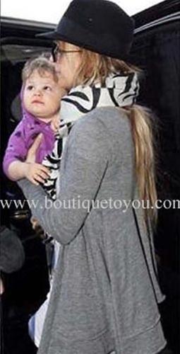 tolani zebra scarf