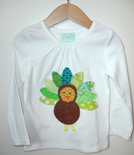 bellabini boutique custom turkey tee