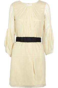 diane von furstenberg davina silk chiffon dress