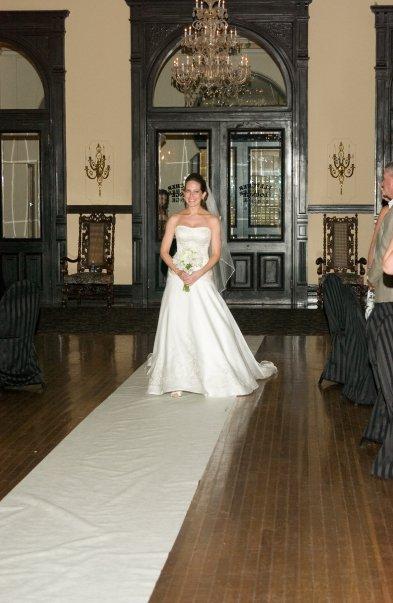 kristin wedding