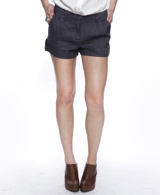forever 21 casual classy trouser shorts