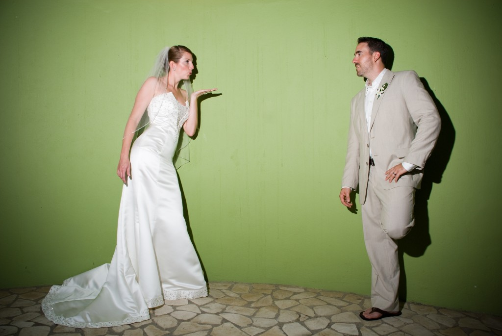 megan and floyd wedding photo