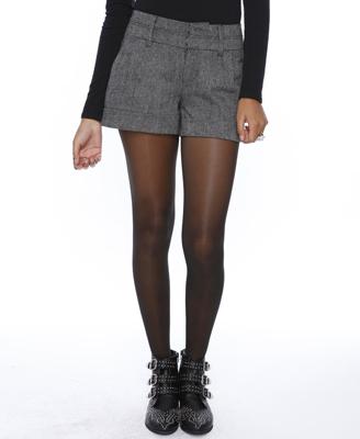 forever 21 wool blend shorts