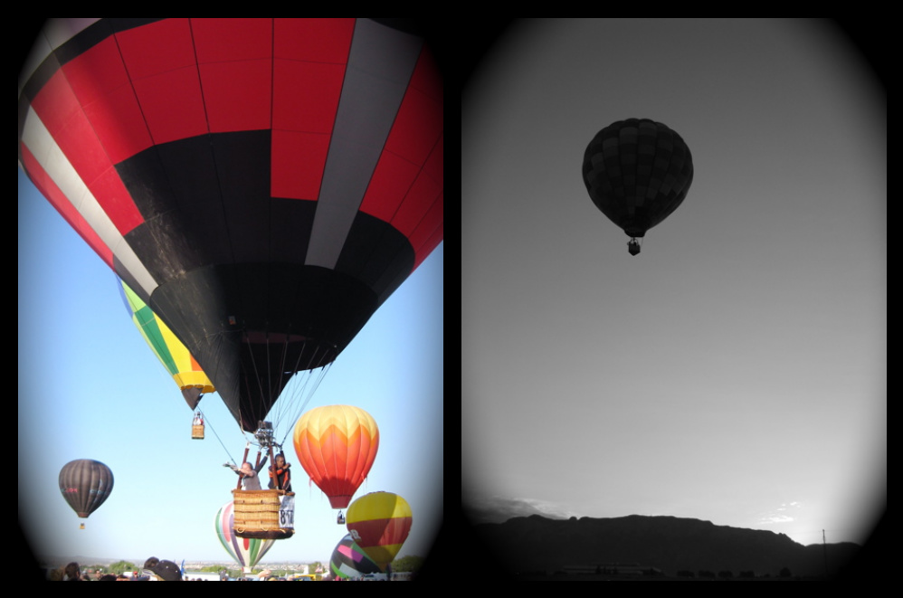 Hot Air Balloon Fiesta