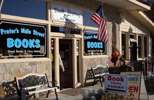 Clayton, GA Bookstore