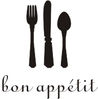 Bon Appetit decal