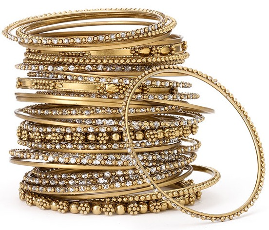 cara accessories bangle set