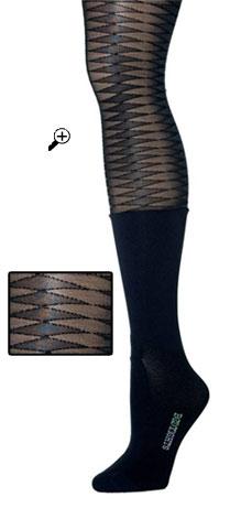 designer argyle bootights