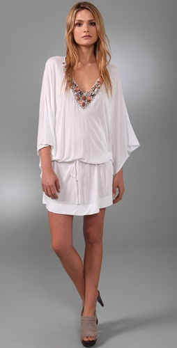 young fabulous and broke cabana tunic