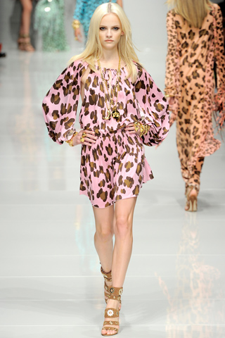 blumarine animal prints