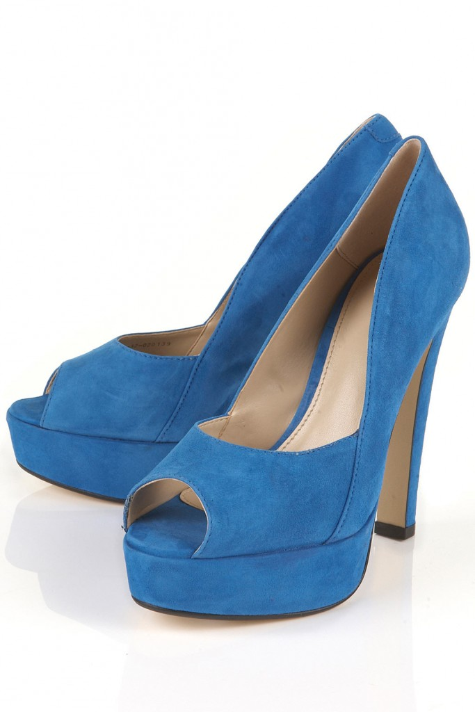 topshop scarlett platform peep toe shoes