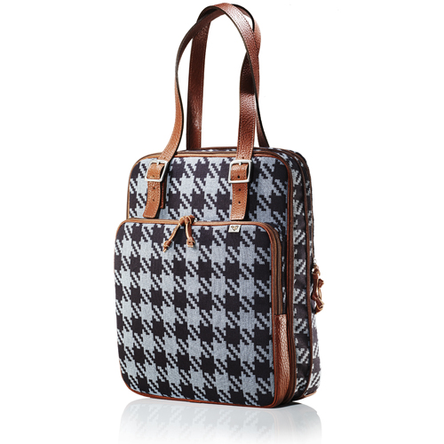 plaid doctrine briefcase