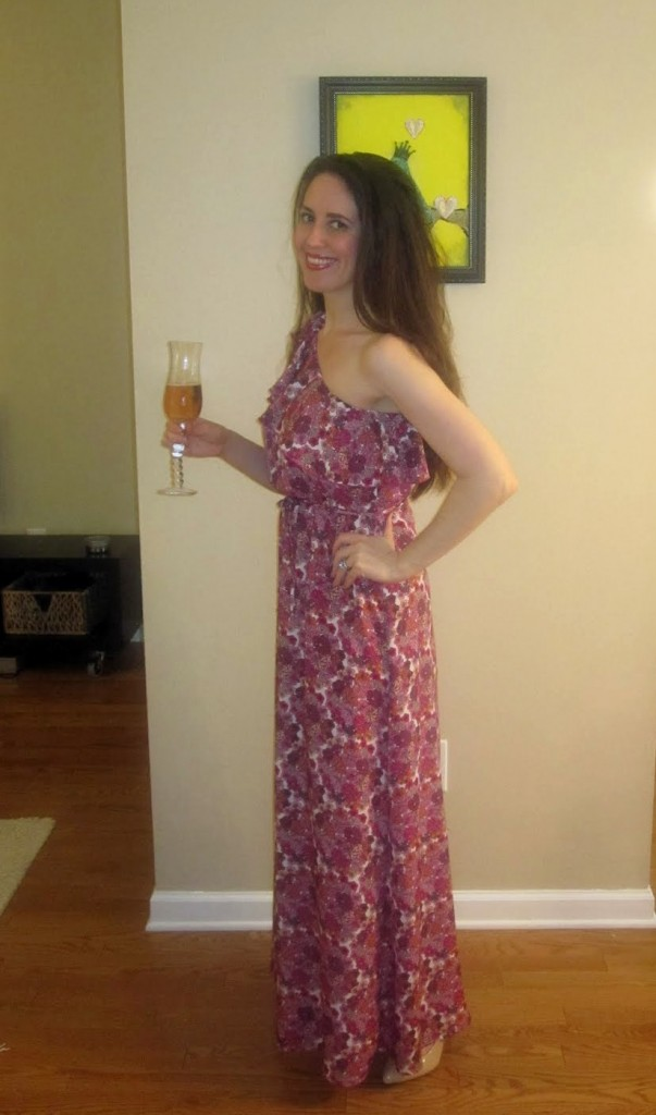 liberty of london for target maxi dress