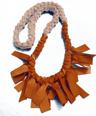 cedar necklace