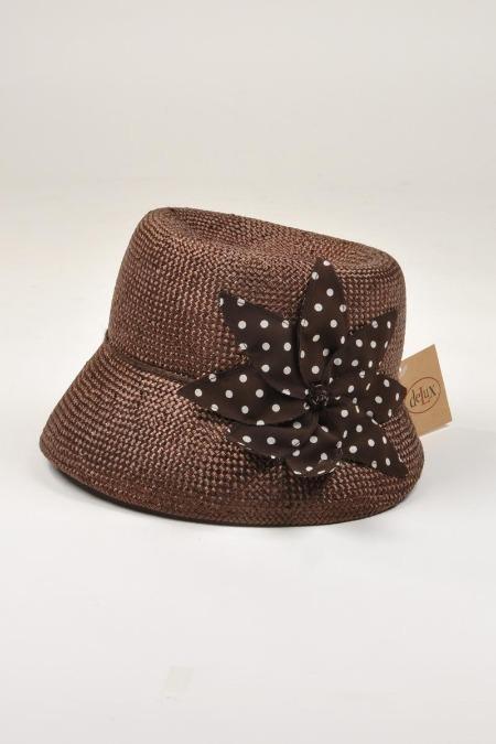 poetrie polka dot prance hat