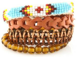 street fair southwestern bracelet set