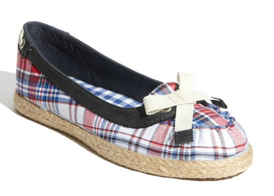sperry top-sider martinique flat