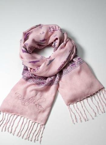 sir alistair rai devotion beautiful scarf