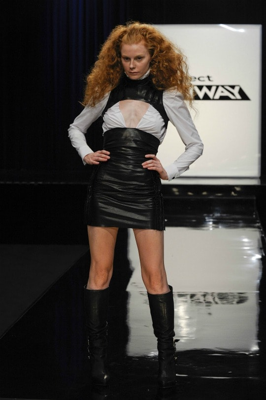 project runway episode 6