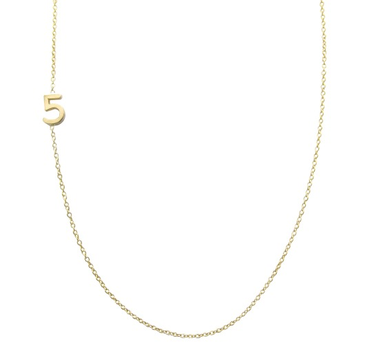 maya brenner five necklace
