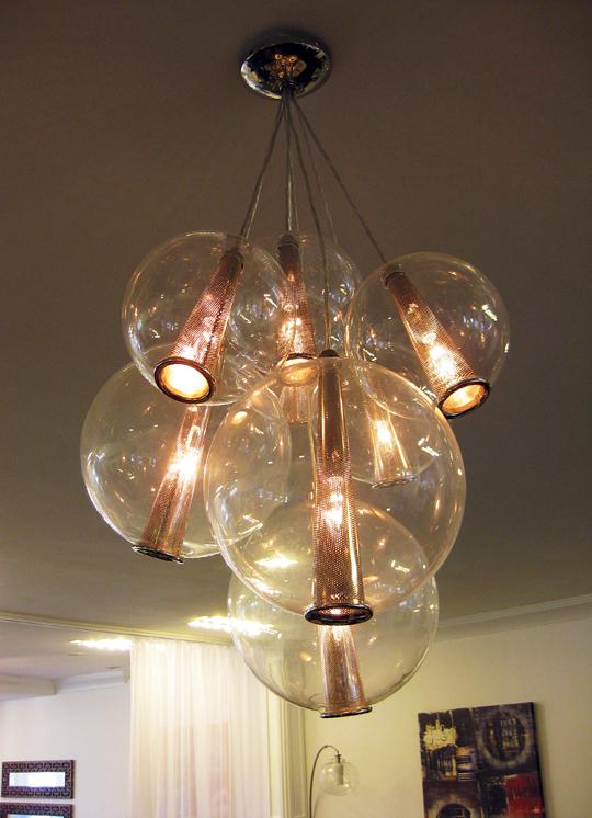 BonBon Rose Girls: Glass light fixture, Simcolifestyle