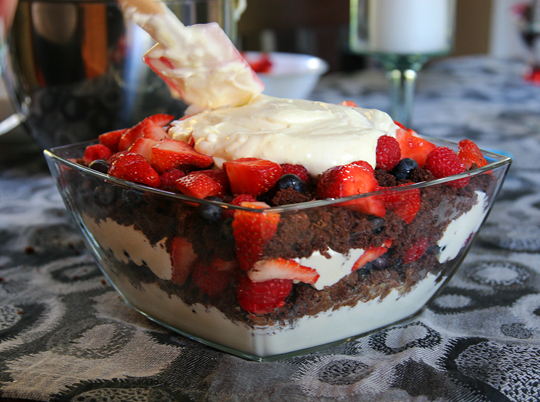 Easy and Tempting Trifle