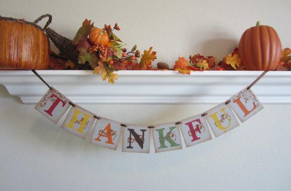 5 Etsy Thanksgiving Tokens