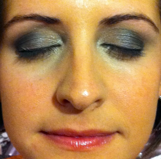 holiday eye makeup