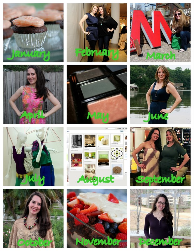 Blogiversary Collage