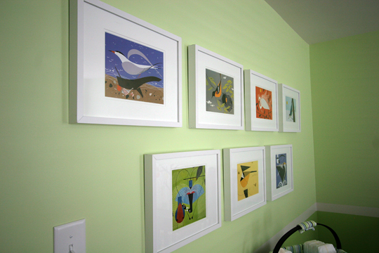 Gallery Wall DIY