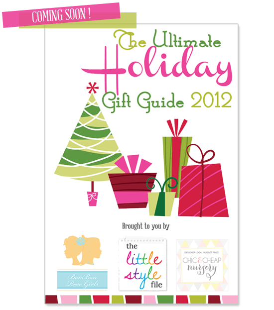 the ultimate holiday gift guide 2012