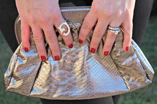 wendy brandes letter ring