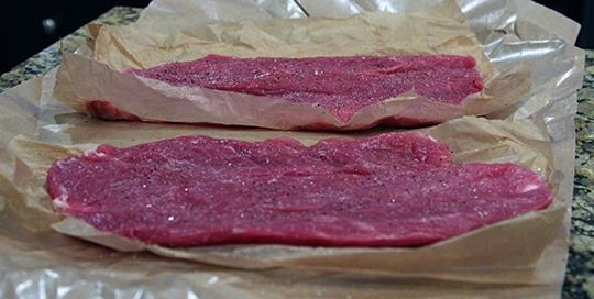 Easy stuffed pork loin