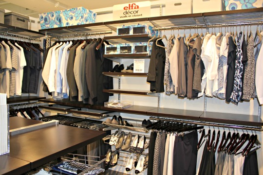 the container store elfa closet