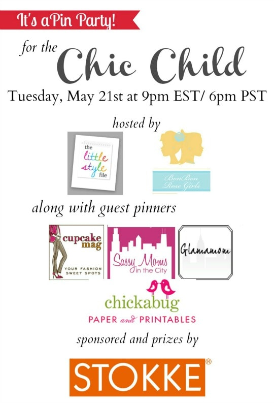 Chic Child Pinterest Party