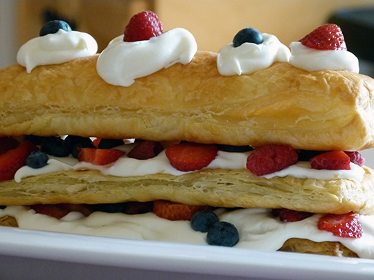 Easy Layered Dessert