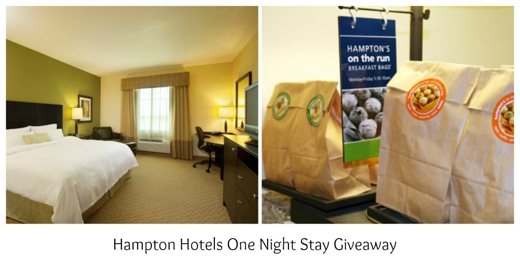 make your guests feel welcome, hampton, hampton hotels, holiday entertaining