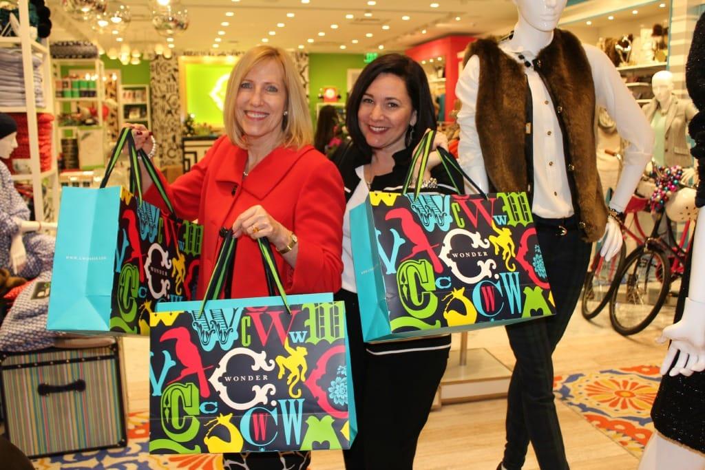c. wonder shoppers