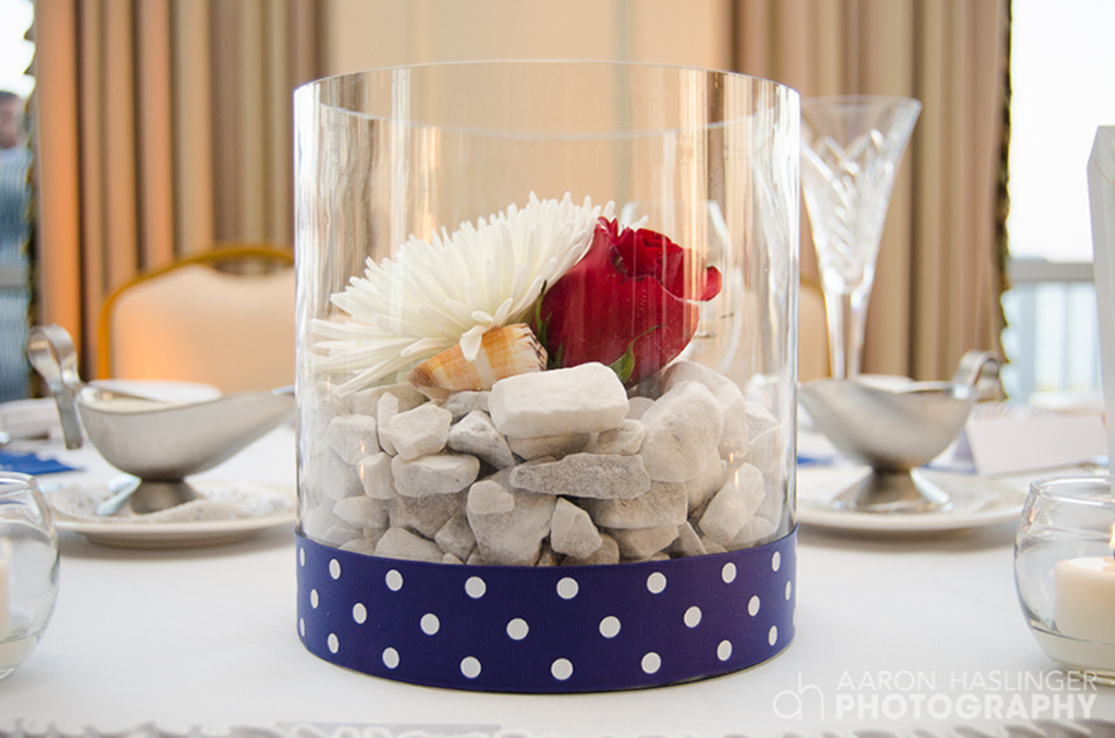 DIY Wedding Terrarium Centerpiece