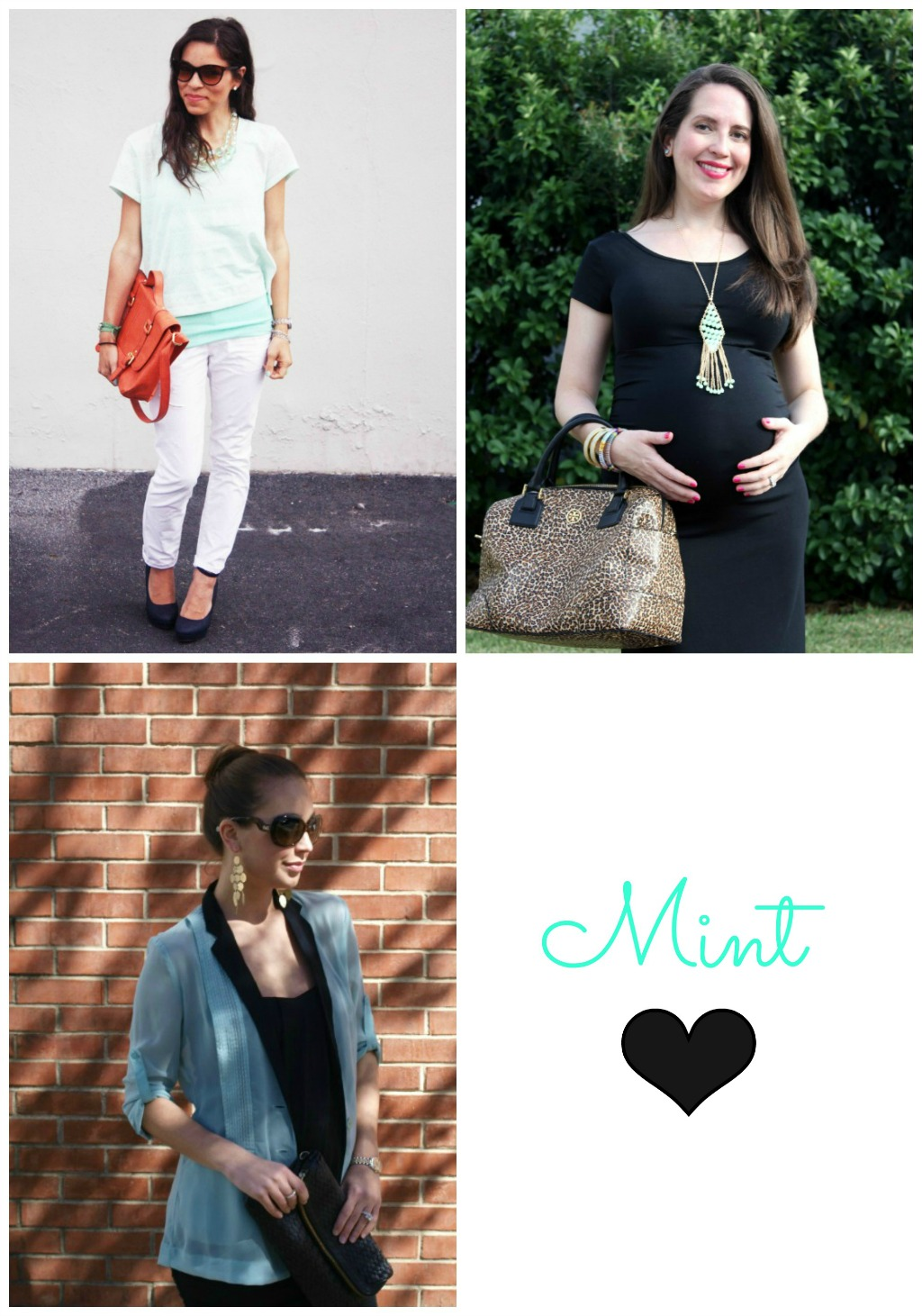 mint spring trend
