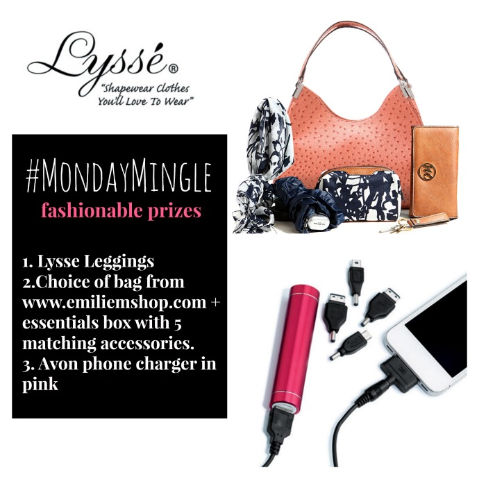 monday mingle prizing