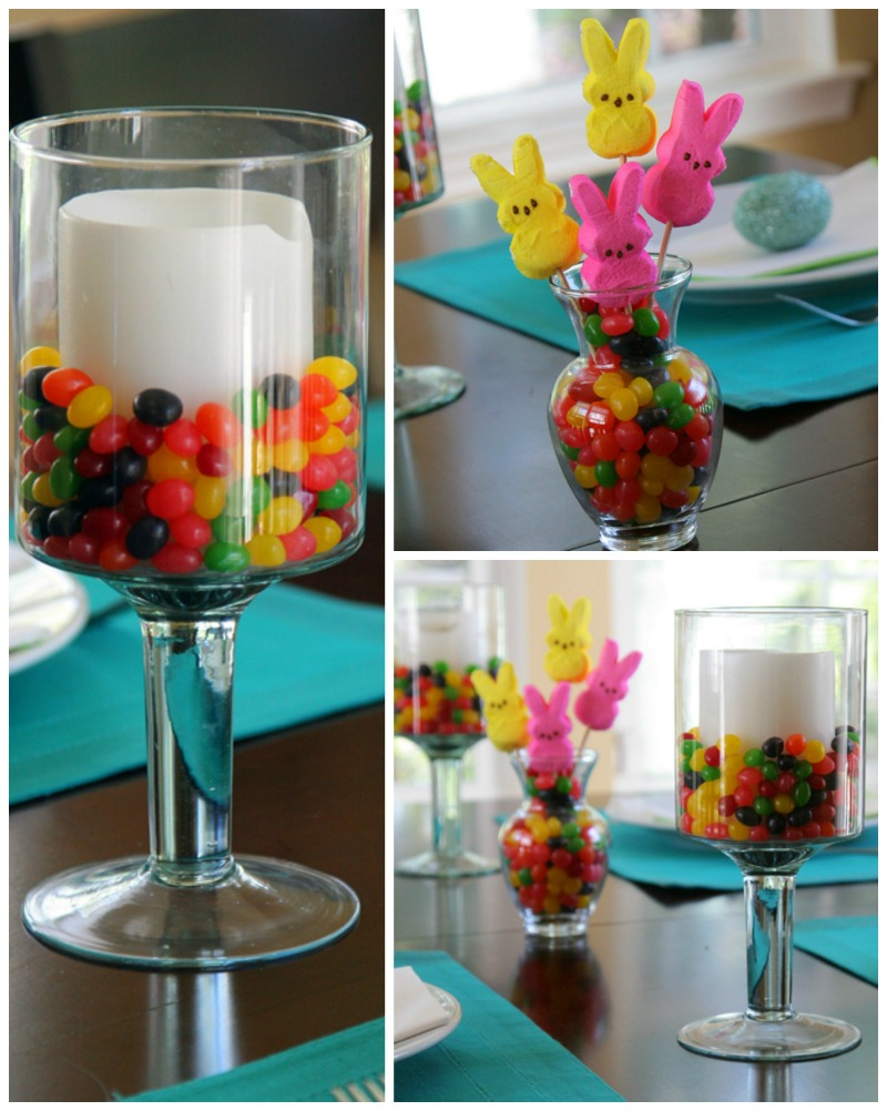 easyeastertablescape