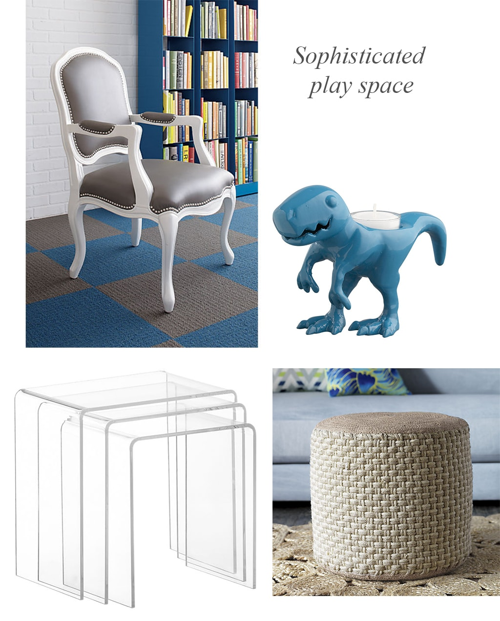 Sophisticated Play Space