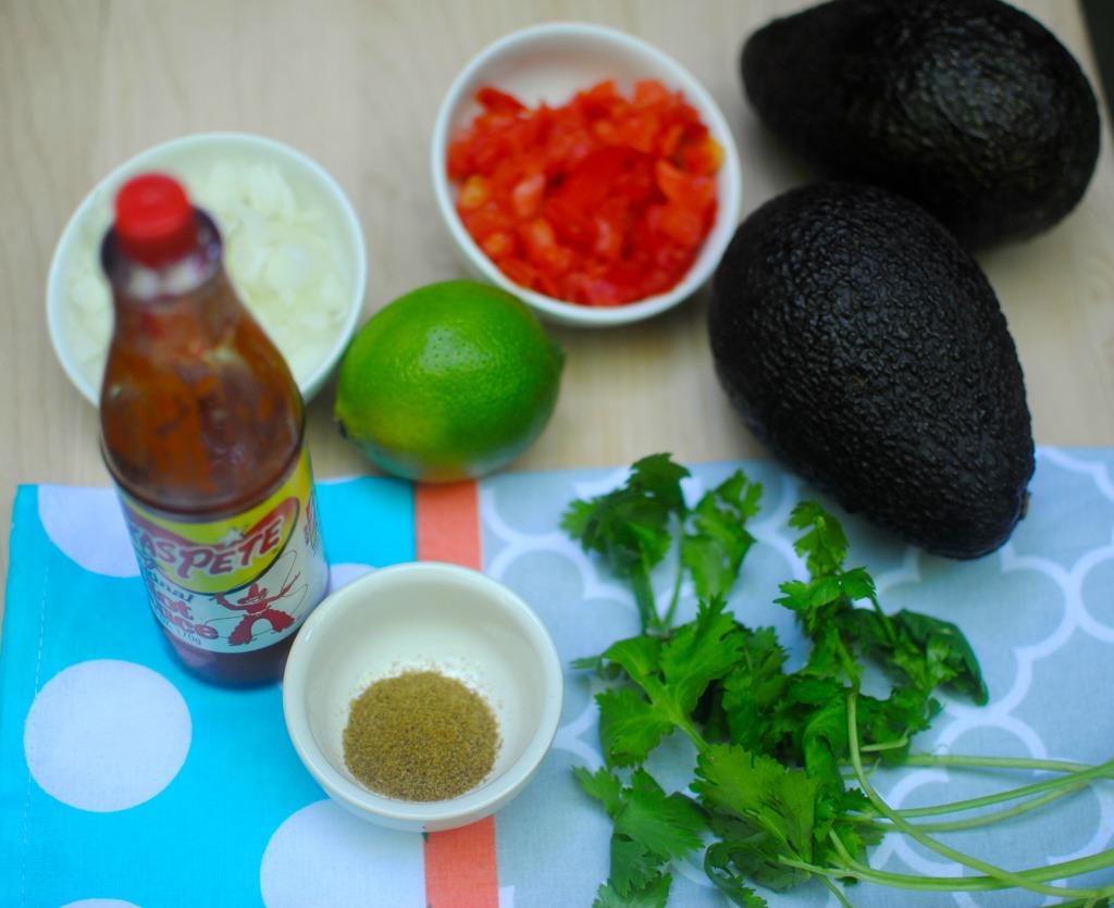 guacingredients