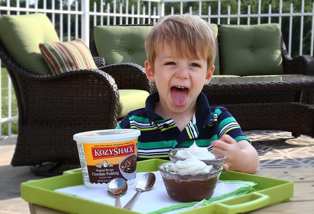 Kozy Shack Pudding Love