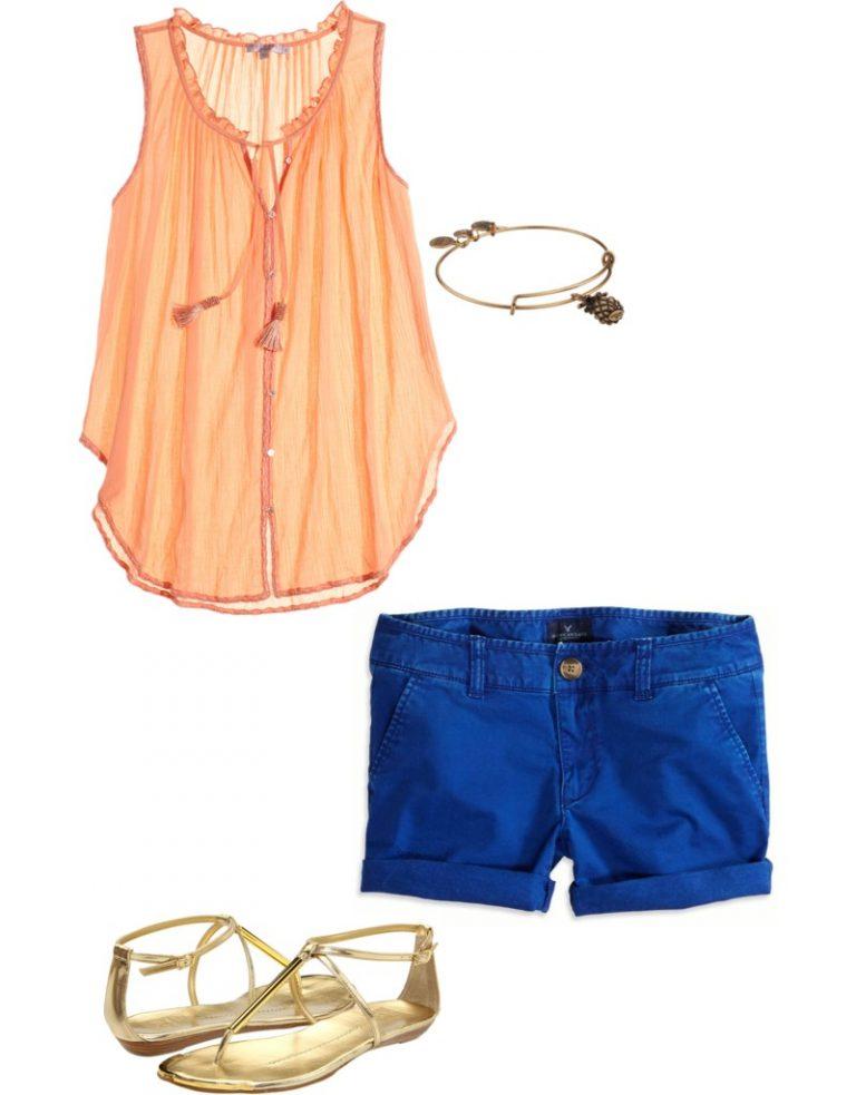 Monday Mingle: Two Ways to Wear Shorts