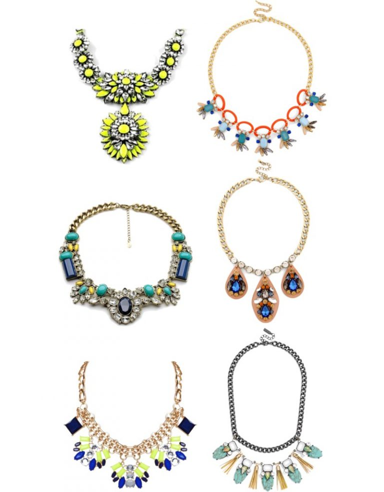 Statement Necklaces Forever