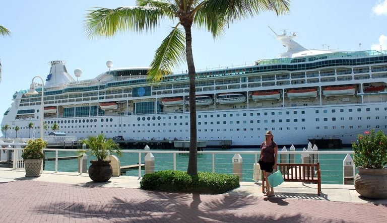 Girls Vacation With Royal Caribbean, Part I