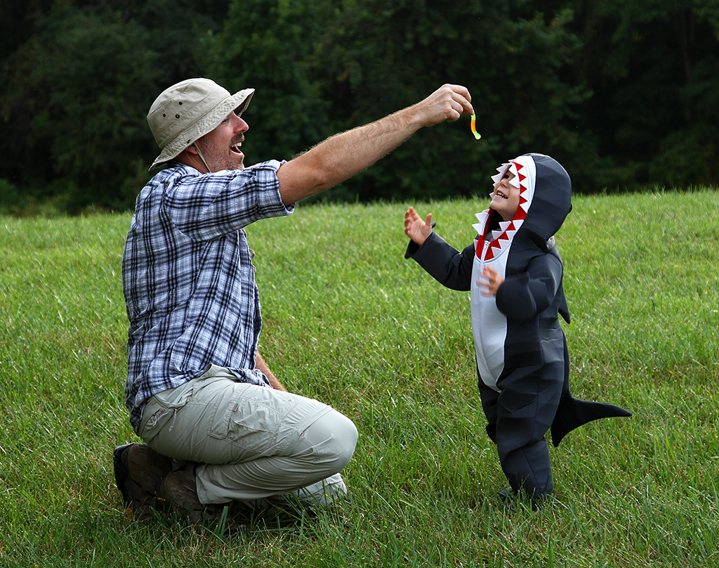 Skark Hallowenen Costume